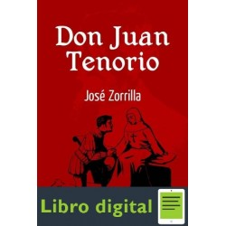 Don Juan Tenorio Jose Zorrilla
