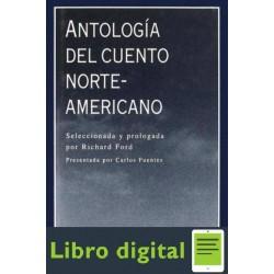 Antologia Del Cuento Norteamericano Aa. Vv