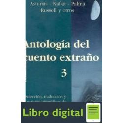 Antologia Del Cuento Extrano 3 Aa. Vv