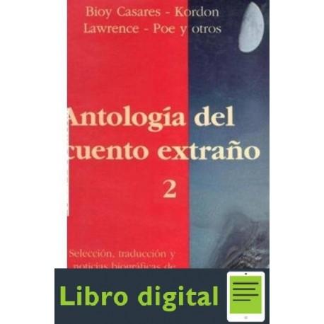 Antologia Del Cuento Extrano 2 Aa. Vv