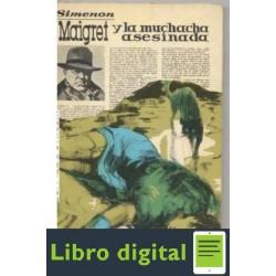 Maigret Y La Muchacha Asesinada Georges Simenon