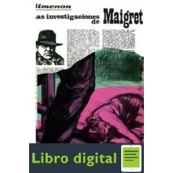 Las Investigaciones De Maigret Georges Simenon
