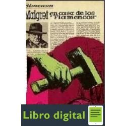 Maigret En Casa De Los Flamencos Georges Simenon
