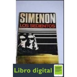 Los Sedientos Georges Simenon