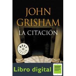La Citacion John Grisham
