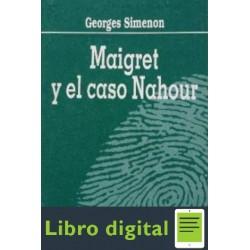 Maigret Y El Caso Nahour Georges Simenon