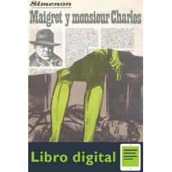 Maigret Y Monsieur Charles Georges Simenon