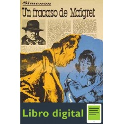 Un Fracaso De Maigret Georges Simenon