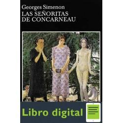 Las Senoritas De Concarneau Georges Simenon