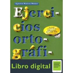 Ejercicios Ortograficos Agustin Mateos Muñoz
