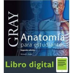 Anatomia Para Estudiantes De Gray 2 Edicion