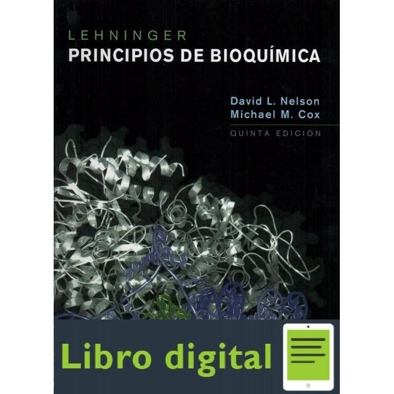Lehninger Principios De Bioquimica Ebook Al 3x2