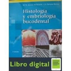 Histologia Y Embriologia Bucodental Gomez de Ferraris 2 edicion