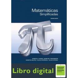 Matematicas Simplificadas 2 edicion