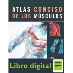 Atlas Conciso De Los Musculos Chris Jarmey