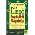 El Libro De La Lectura Rapida Tony Buzan