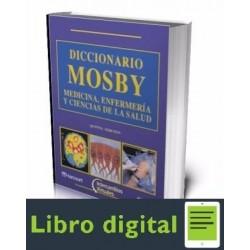 Diccionario Mosby Medicina Enfermeria y Ciencias de la Salud 5 edicion
