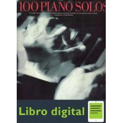 100 Piano Solos (partituras)
