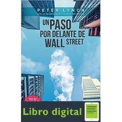Un Paso Por Delante De Wall Street P. Lynch