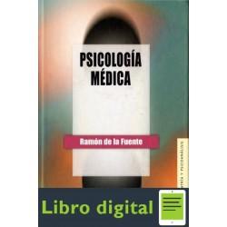 Psicologia Medica Ramon De La Fuente