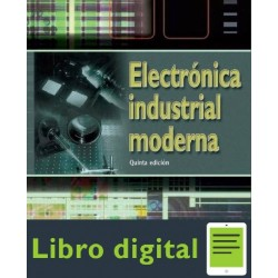 Electronica Industrial Moderna Timothy J. M