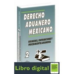 Derecho Aduanero Mexicano 2 Andres Rohde Ponce