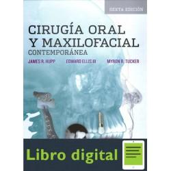 Cirugia Oral Y Maxilofacial Contemporanea 6 edicion