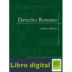 Derecho Romano Gumesindo Padilla 4 edicion