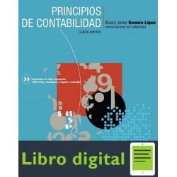 Principios De Contabilidad Alvaro Javier Romero 4 edicion