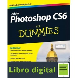Adobe Photoshop Cs6 For Dummies Peter Bauer
