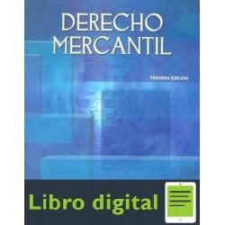 Derecho Mercantil Ignacio Quevedo Coronado 3 edicion