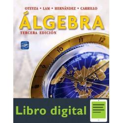 Algebra Oteyza, Lam, Hernandez Y Carrillo