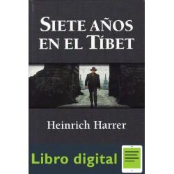 Siete Años En El Tibet Heinrich Harrer