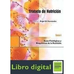 Tratado De Nutricion Angel Gil Hernandez 4 Tomos