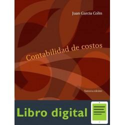Contabilidad De Costos Juan Garcia Colin