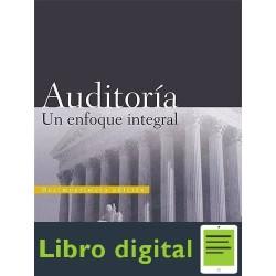 Auditoria Un Enfoque Integral Alvin A. Arens 11 edicion