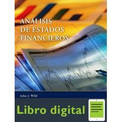 Analisis De Estados Financieros John J. Wild