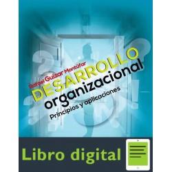 Desarrollo Organizacional Principios y Aplicaciones Rafael Guizar Montufar 4 edicion
