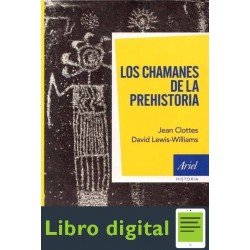 Los Chamanes De La Prehistoria Jean Clottes