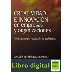 Creatividad E Innovacion En Empresas Y