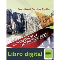 Contabilidad Administrativa Un Enfoque Estrategico David Noel Ramirez 9ed