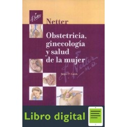 Netter Obstetricia, Ginecologia Y Salud De