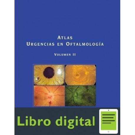 Atlas Urgencias En Oftalmologia Vol. 2
