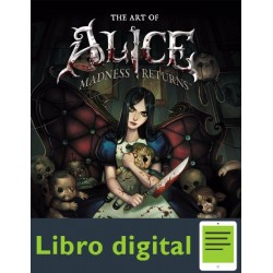 The Art Book Alice. Madness Returns