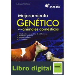 Mejoramiento Genetico En Animales Domesticos