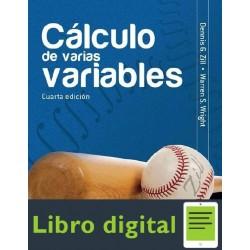 Calculo De Varias Variables Dennis G. Zill