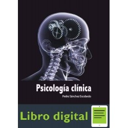 Psicologia Clinica Pedro Sanchez Escobedo