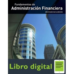 Fundamentos De Administracion Financiera James Van Horne 13 edicion