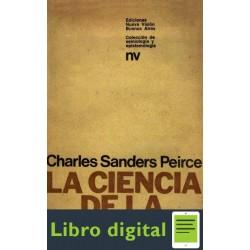 La Ciencia De La Semiotica Charles S. Peirce