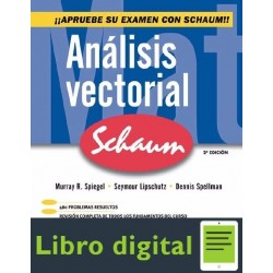 Analisis Vectorial Murray R. Spiegel 2 edicion